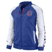 Women's Nike Chicago Cubs Varsity Jacket