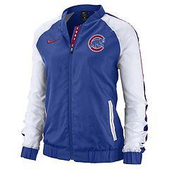 Women's Nike Chicago Cubs Varsity Jacket