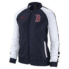 Women's Nike Boston Red Sox Varsity Jacket
