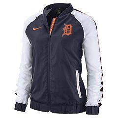 Women's Nike Detroit Tigers Varsity Jacket
