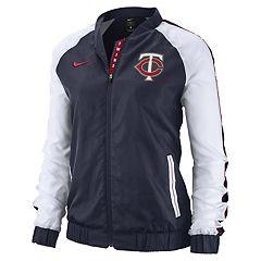 Women's Nike Minnesota Twins Varsity Jacket