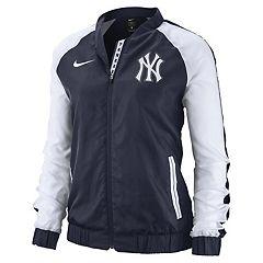 Women's Nike New York Yankees Varsity Jacket