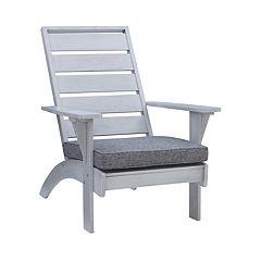 Linon Rockport Indoor / Outdoor Patio Chair