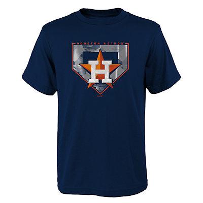 Boys 4-18 Houston Astros Starting Line Up Tee