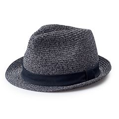 de73cb51 Men's Urban Pipeline™ Straw Fedora. Black Natural. sale