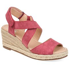e7dd9982fcaa Journee Collection Spencer Women s Espadrille Wedges
