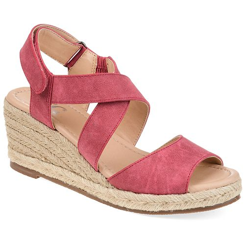 Journee Collection Spencer Women's Espadrille Wedges