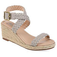 Journee Collection Evolet Women's Wedge Sandals
