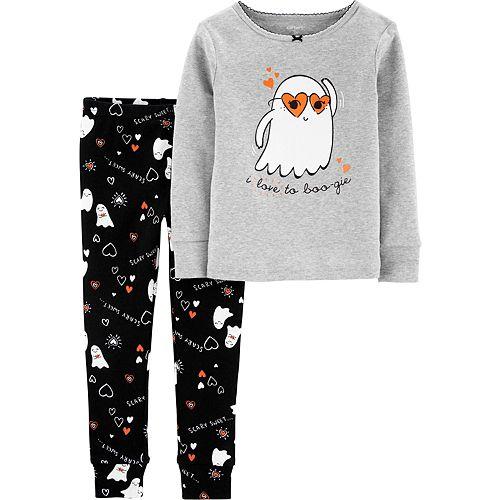 Toddler Girl Carter's 2-Piece Ghost Snug Fit Cotton Pajama Set