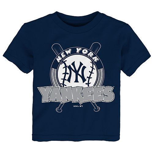 Toddler Boy New York Yankees Fun Park Tee