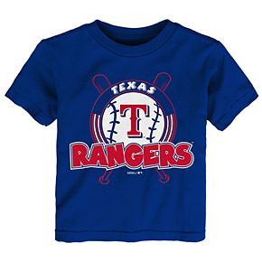 Toddler Boy Texas Rangers Fun Park Tee