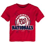 Toddler Boy Washington Nationals Fun Park Tee