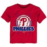 Toddler Boy Philadelphia Phillies Fun Park Tee