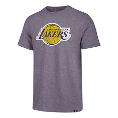 Men's 47 Brand Los Angeles Lakers Match Tee