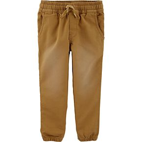 Toddler Boy Carter's Pull-On Joggers