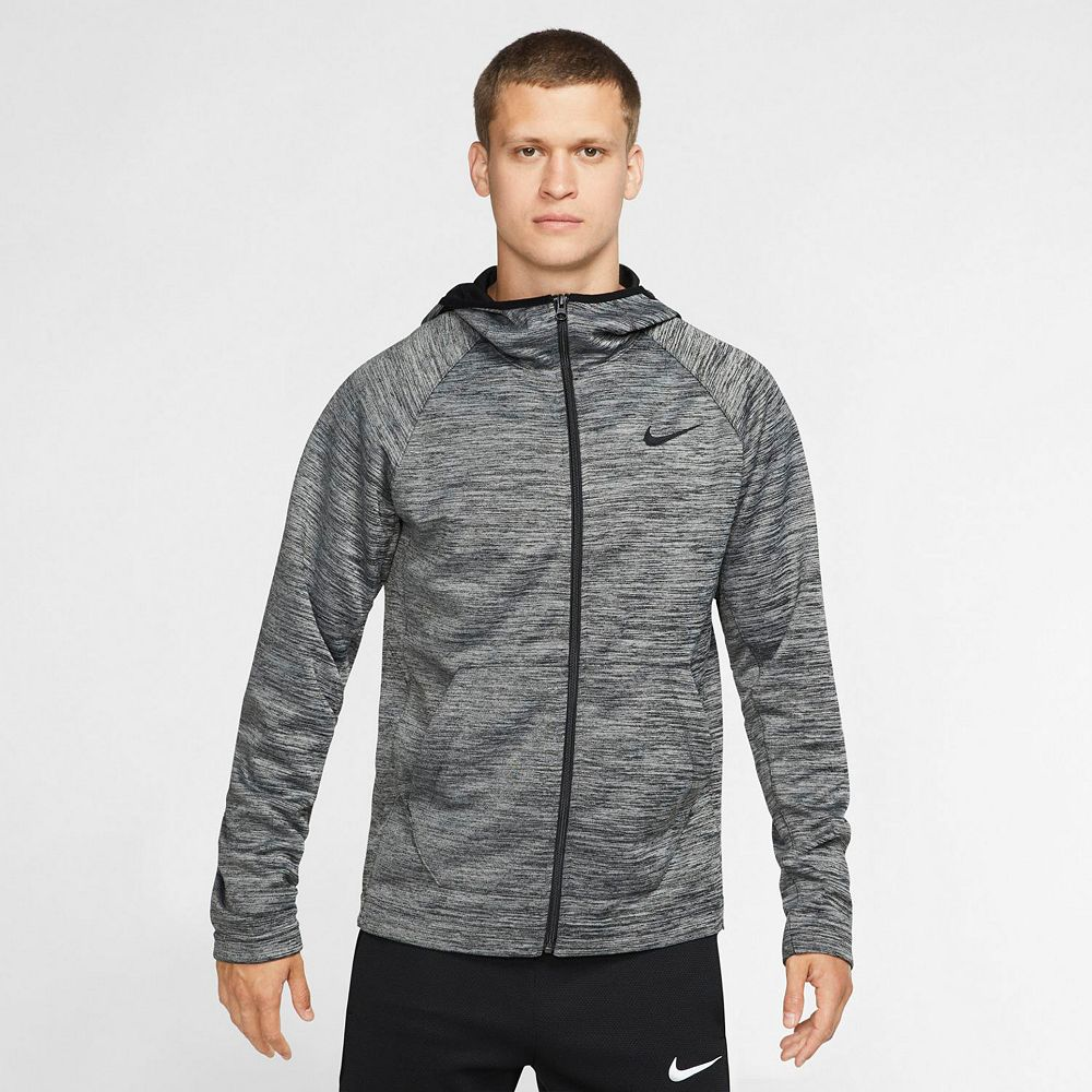 Big & Tall Nike Spotlight Full-Zip Basketball Hoodie
