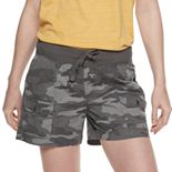 Women's SONOMA Goods for Life? Front Pocket Shorts