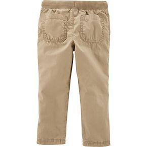 Toddler Boy Carter's Khaki Pants