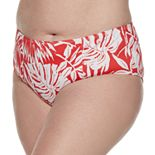Plus Size EVRI? Tummy Slimmer High-Waisted Bikini Bottoms
