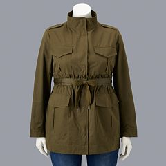 678809325e0a Womens Simply Vera Vera Wang Coats & Jackets - Outerwear, Clothing ...