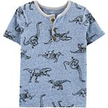 Toddler Boy Carter's Dinosaur Print Tee