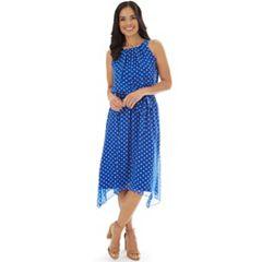 Petite Apt. 9® Halter Neck Maxi Dress