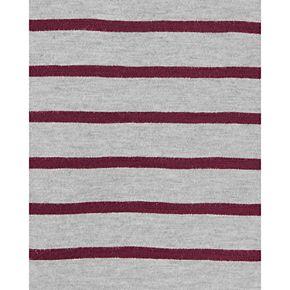 Toddler Boy Carter's Striped Slub Henley