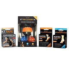 KT Tape Massager Gentle Blister Bundle
