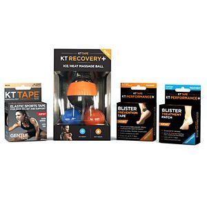 KT Tape Massager Gentle Blister Bundle
