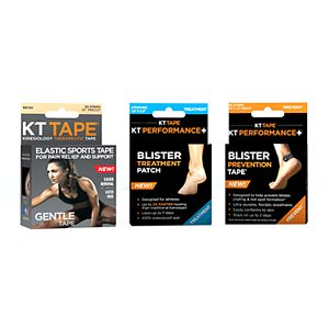 KT Tape Blister Gentle Bundle