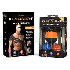 KT Tape Ice - Hot Wrap & Massager Bundle