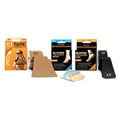 KT Tape Pro Stealth Beige Pro Tape Blister Bundle