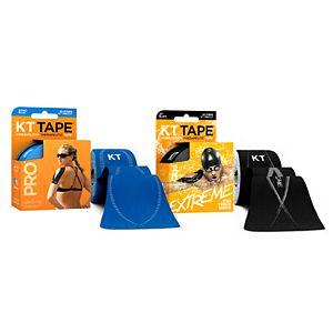 KT Tape Sonic Blue & Extreme Tape Bundle