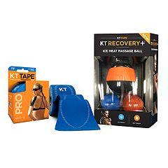 KT Tape Massager S. Blue Bundle