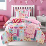Chic Home Candy Comforter Set