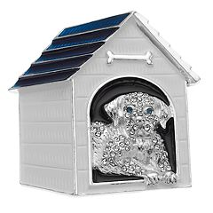 Pet Friends Carded Pin Doghouse Pin