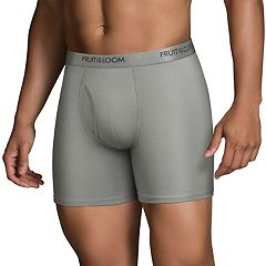 Men's Fruit of the Loom Signature Luxe Modal 3-pack Boxer Briefs