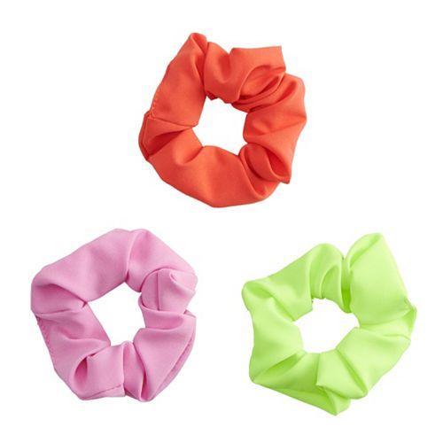 Women's FILA SPORT® 3-Pack Ruffle Scrunchies