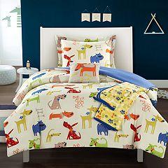 Chic Home Pet Land Comforter Set