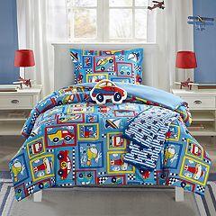 Chic Home Race Car Comforter Set