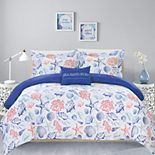 Chic Home Talulah Duvet Cover & Sheet Set