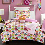 Chic Home Tasty Muffin Comforter Set