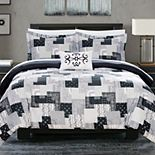 Chic Home Utopia Duvet Cover & Sheet Set