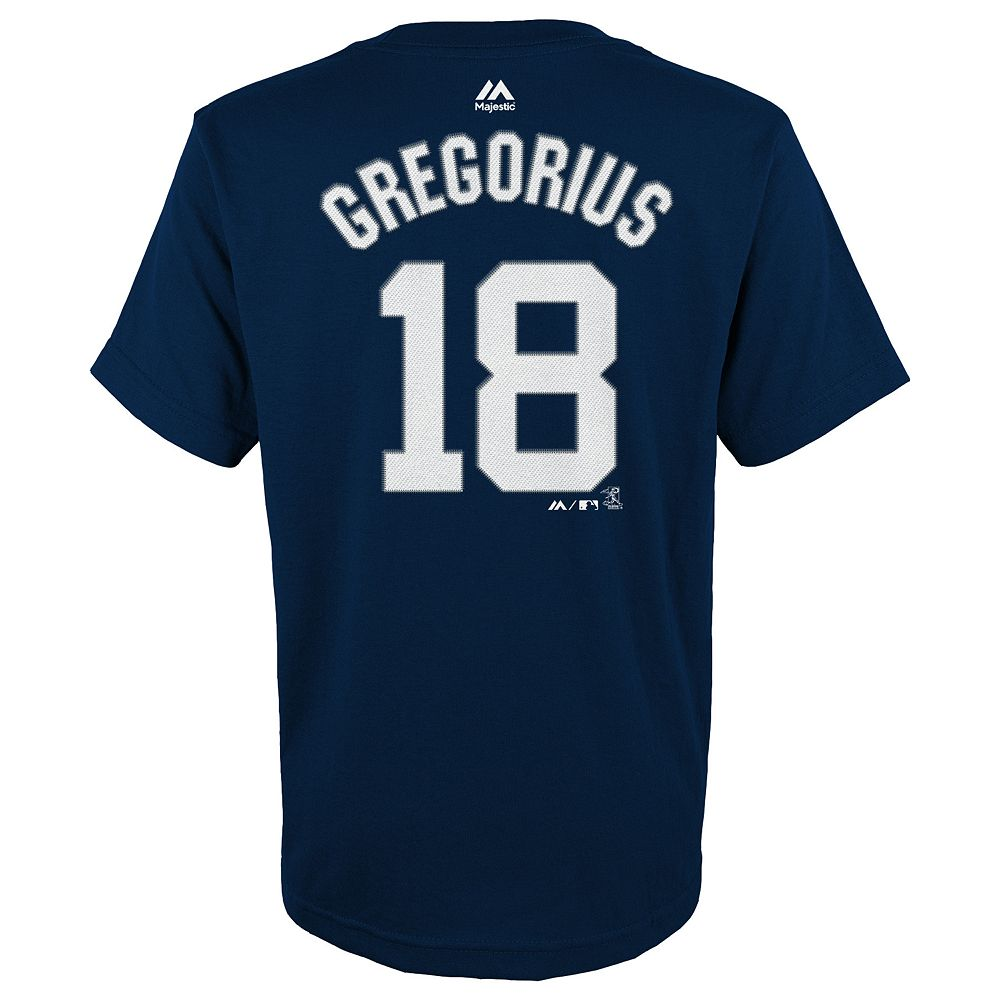 Boys 4-18 New York Yankees Gregorius Tee
