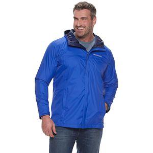 Big & Tall Columbia Watertight II Omni-Tech Hooded Packable Jacket
