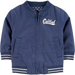 Baby Boy OshKosh B'gosh® Logo Bomber Jacket