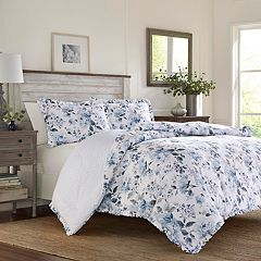 Laura Ashley Lifestyles Chloe Duvet Cover Set