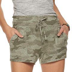 Juniors' SO® Cozy Shorts