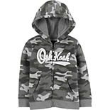 Toddler Boy Oshkosh B'gosh® Camo Logo Hoodie