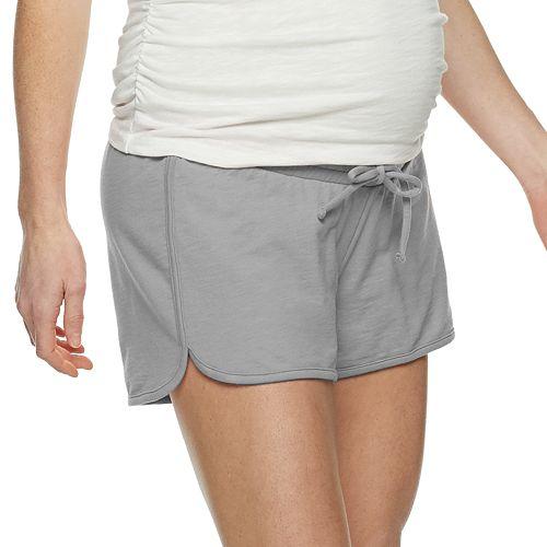 Maternity a:glow Lounge Shorts
